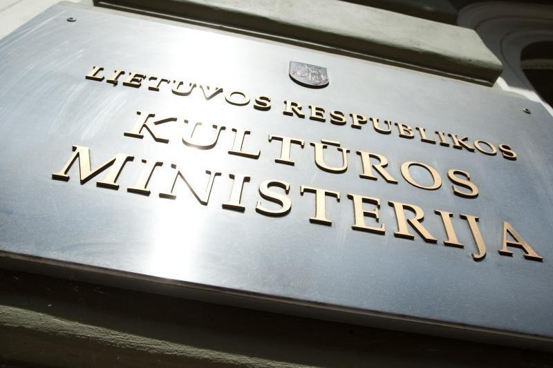 Kultūros ministerijoje bus renkami kandidatai į Kultūros tarybą