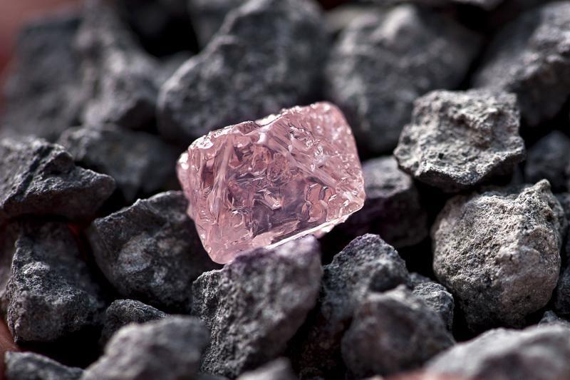 Aukcione deimantą laimėjusi 80-metė jį prarijo