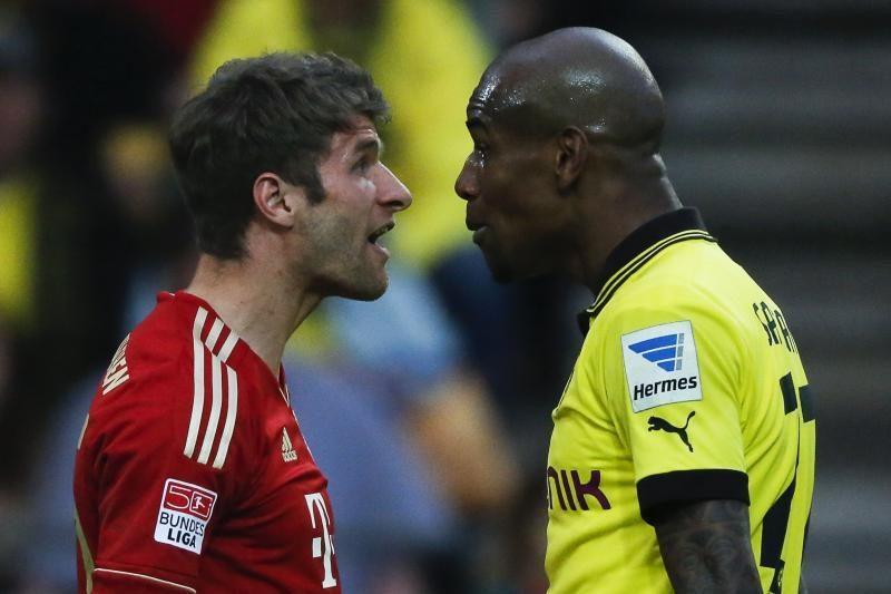 """""""Borussia"""" saugas: finale emocijos neturi užgožti futbolo"""