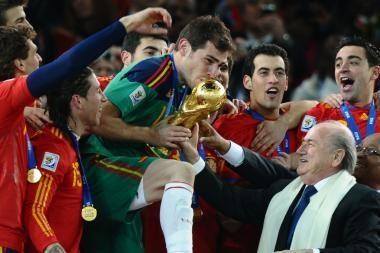 Geriausiu čempionato vartininku pripažintas I.Casillasas