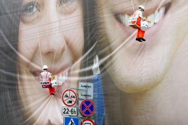 Prognozė: smukusi reklamos rinka šiemet augs