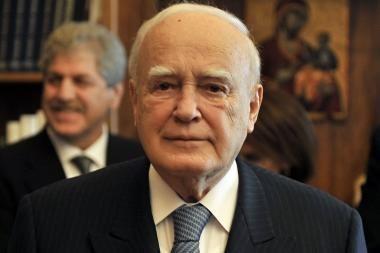 Graikijos prezidentu perrinktas K.Papulijas