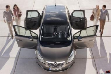 """""""Opel"""" pripažintas naudingu nugarai (papildyta)"""