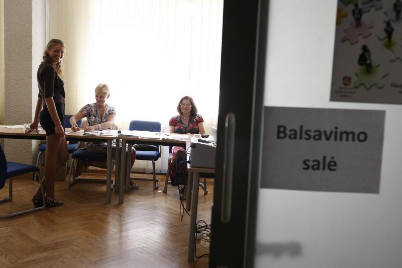 Seimo rinkimai: antrasis turas – garantuotas