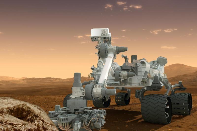 NASA misija: ar Marse egzistuoja gyvybė?