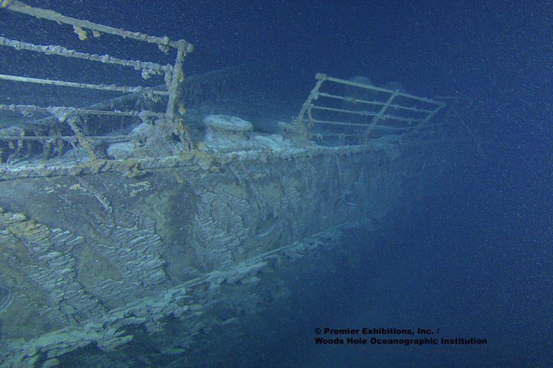 """""""Titaniko"""" režisierius išvydo """"apleistą"""" povandeninį pasaulį"""