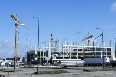 Aukščiausiasis Teismas sustabdė Klaipėdos arenos valdymo sutarties pasirašymą