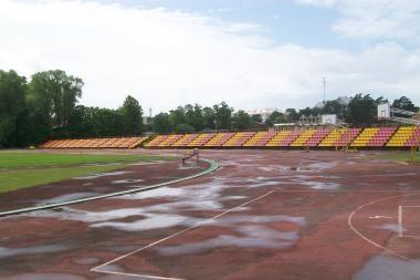 Vidurvasarį Palangoje pradės kilti universali sporto salė