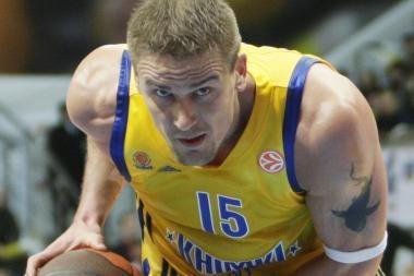 Ispanijos ACB vyrų krepšinio lygoje Roberto Javtoko komanda jau penkta