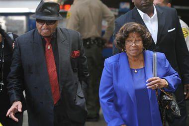 Velionio popmuzikos karaliaus M.Jacksono tėvai nusprendė skirtis