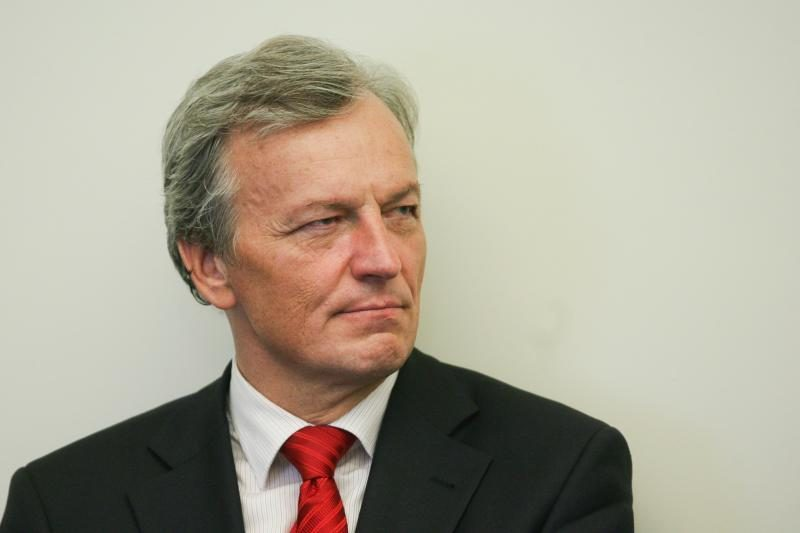 Atmestas S.Stomos prašymas dėl skandalo su žurnaliste