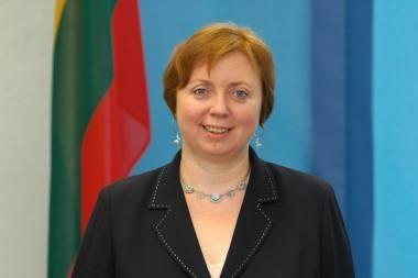 I.Marčiulionytė – kandidatė į UNESCO vadovo postą