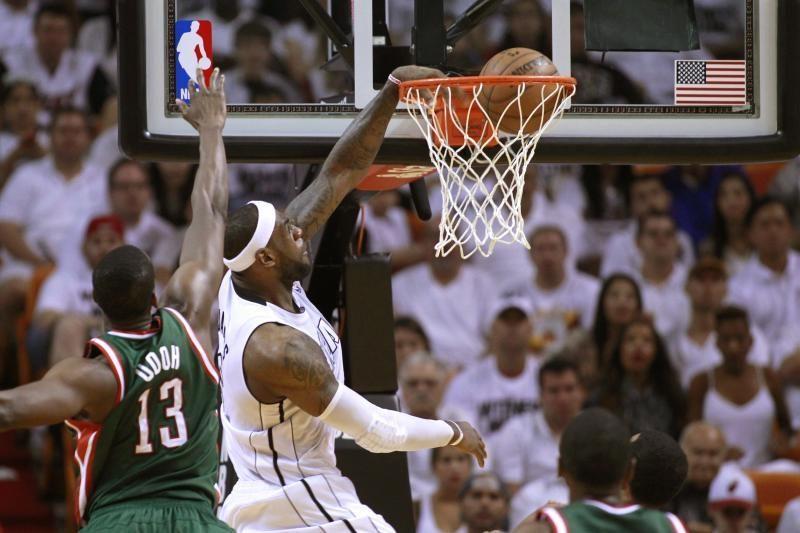 NBA lygoje ir toliau ryškiausiai švyti L. Jameso žvaigždė (top10)