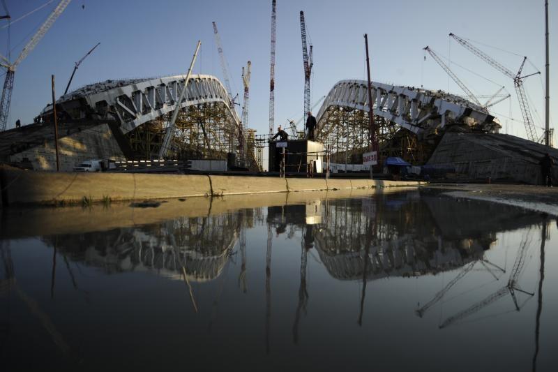 Ar mafijos karai pasieks olimpinį miestą?