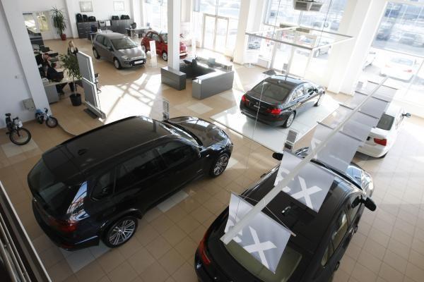"""Klaipėdoje - naujas BMW, """"Fiat"""" ir """"Alfa Romeo"""" salonas"""