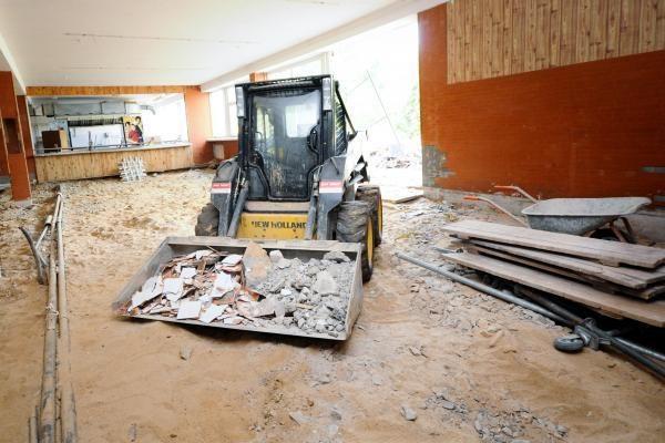 G.Babravičius: Vilniuje mažiau mokyklų renovuojama dėl