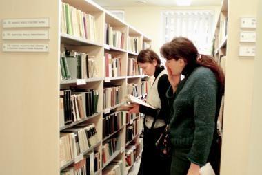 """Gyvoji biblioteka"" griaus stereotipus"