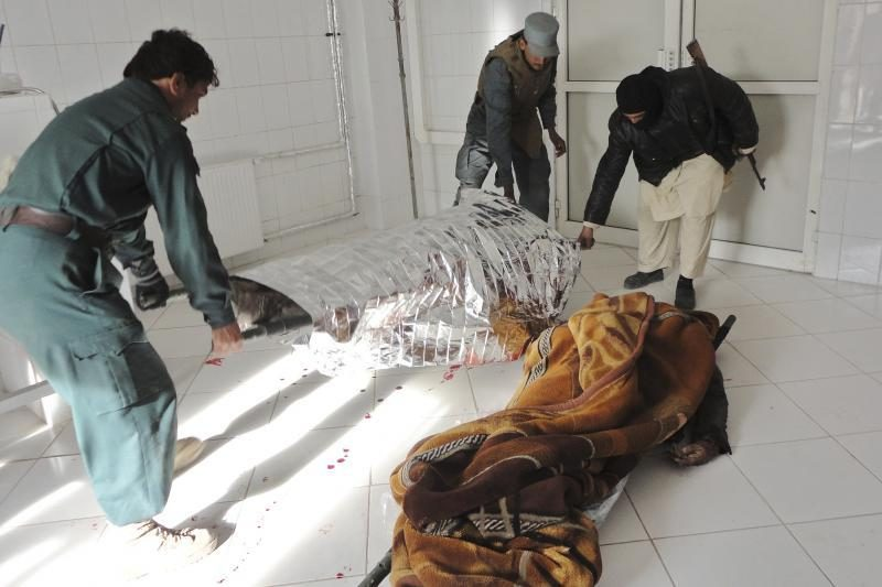 Per mirtininkų išpuolį afganų genčių lyderių susitikime žuvo 4 žmonės