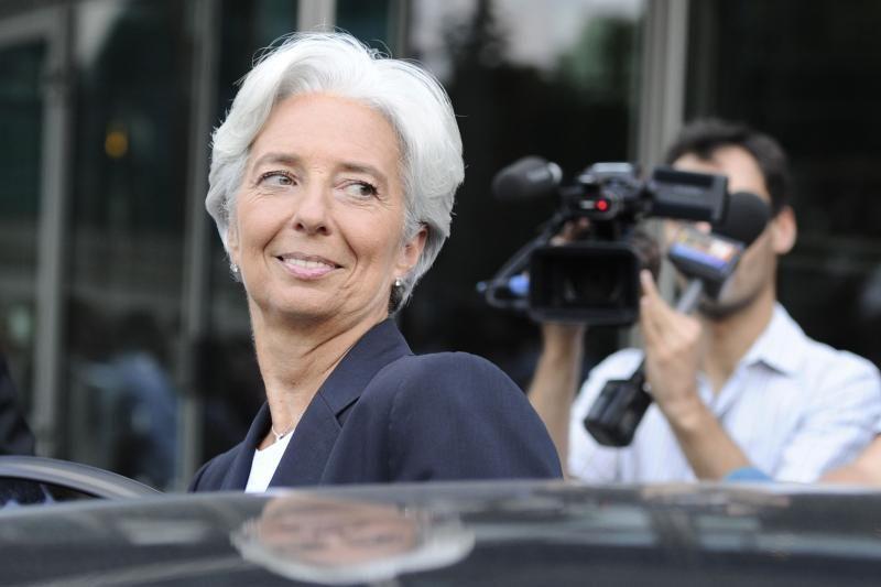 Ch.Lagarde: Lietuva per krizę sukūrė naujus finansų valdymo standartus (atnaujinta)