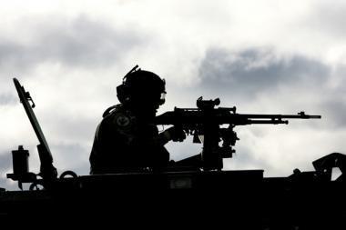 Afganistano policijos centre susisprogdinus dviem mirtininkams žuvo 4 policininkai (papildyta)