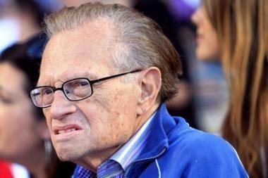TV legenda Larry Kingas atsisako CNN laidos