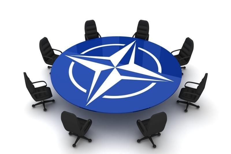 Dalis NATO šalių svarsto galimybę surengti karinę intervenciją Sirijoj