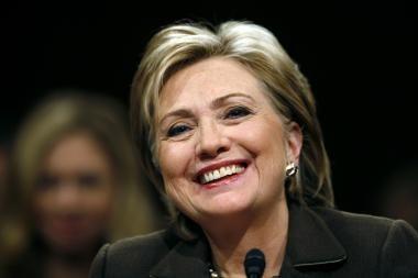 Ruošiamas H.Clinton vizitas į Lietuvą