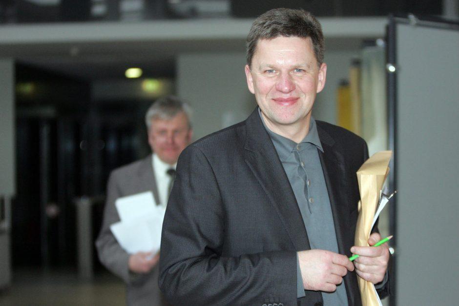 Vilniaus tarybos nariai G.Kazakas ir K.Nėnius užkliuvo etikos sargams