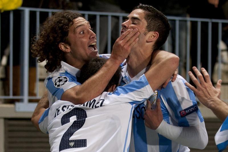 """""""Malaga"""" - """"Borussia"""": kas pasinaudos istoriniu šansu? (apžvalga)"""