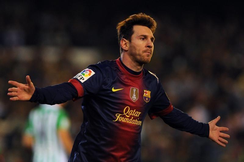 L. Messi pagerino dar vieną pasaulio futbolo rekordą