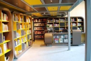 Atsidaro Menų spaustuvės Infoteka
