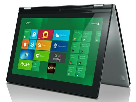 """""""Lenovo"""" ruošia nešiojamą kompiuterį su dviem ekranais"""