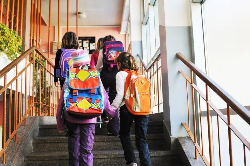 Nauja Kauno vidurinė mokykla rengiasi startui