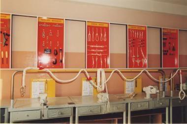 Klaipėdos laivininkų mokykloje – praktinio mokymo bazė