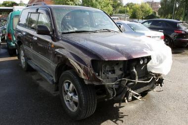 Buvęs ministro patarėjas K.Rupulevičius vairuotojo pažymėjimo neatgaus