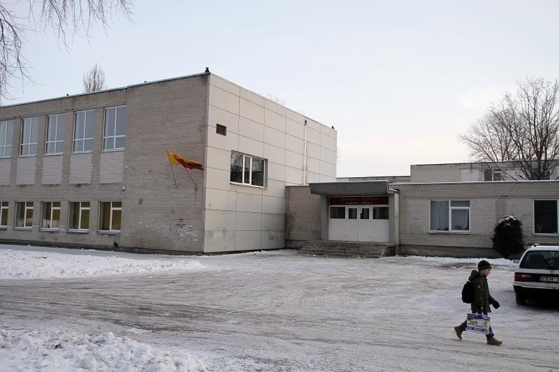 Bendruomenė išgelbėjo A. Rubliovo mokyklą