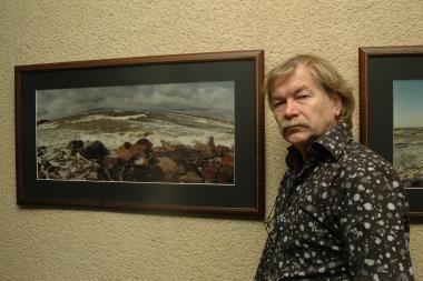 Nuo vagių nukentėjo žymus fotomenininkas