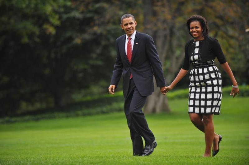 B. Obama pasišaipė iš D. Trumpo ir jo paskleistų gandų