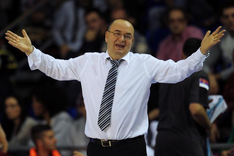 """Eurolyga: """"Barcelona""""  Serbijoje po pratęsimo palaužė """"Partizan"""""""