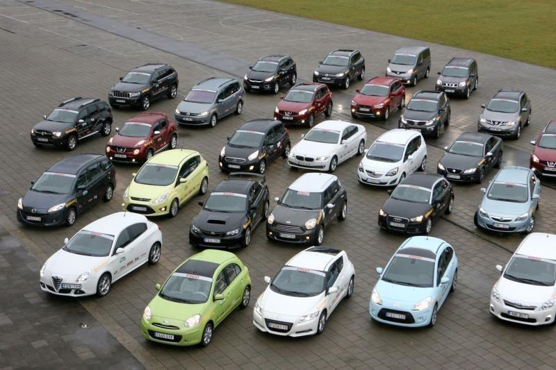 Seimo nariams nuomoti automobiliai vėl atsidūrė teisėsaugos akiratyje
