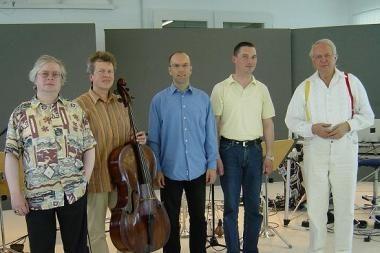 Koncertų salėje – K.Stockhauseno garsų kelionės