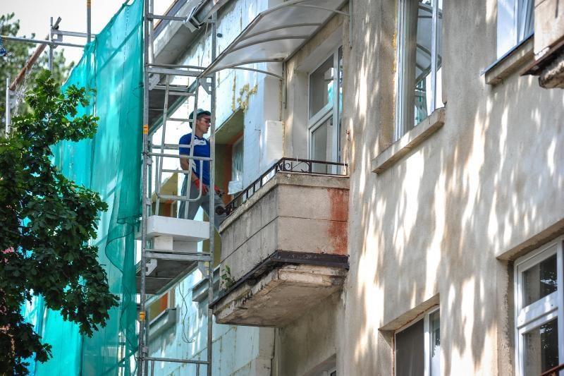 Daugiabučių renovacija: pirmauja Panevėžys, Kaunas – trečioje vietoje