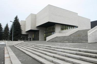 Nacionalinė dailės galerija sulaukė didelio lankytojų susidomėjimo