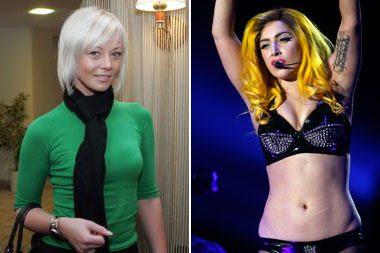 Mia taps Lady Gaga