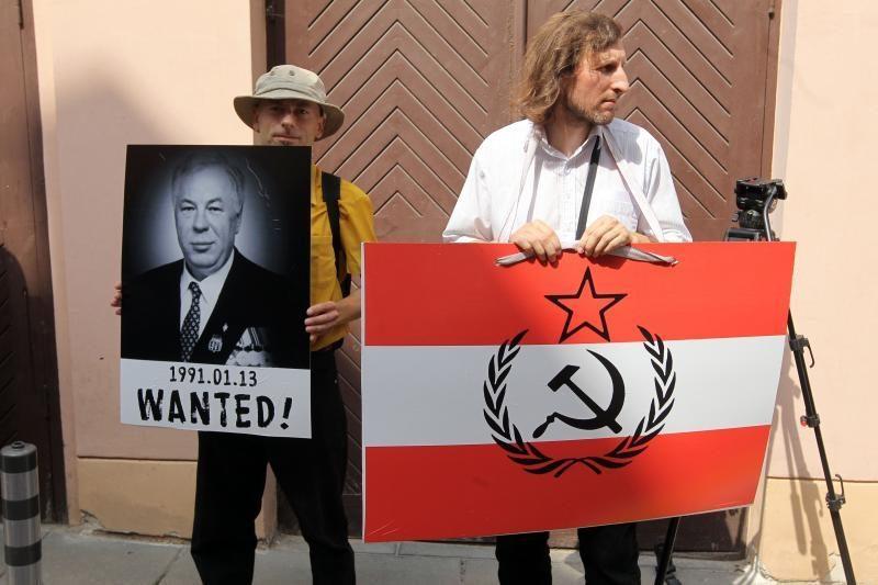 Lietuva nori aktyvesnio ES vaidmens M.Golovatovo istorijoje