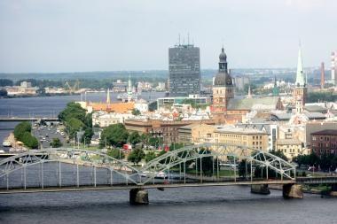 Latvijos turto valdymo įmonių pelnas augo trečdaliu