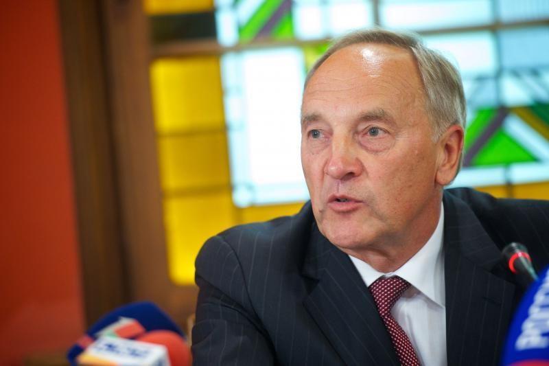 Latvijos prezidentas skeptiškas dėl dalyvavimo VAE projekte