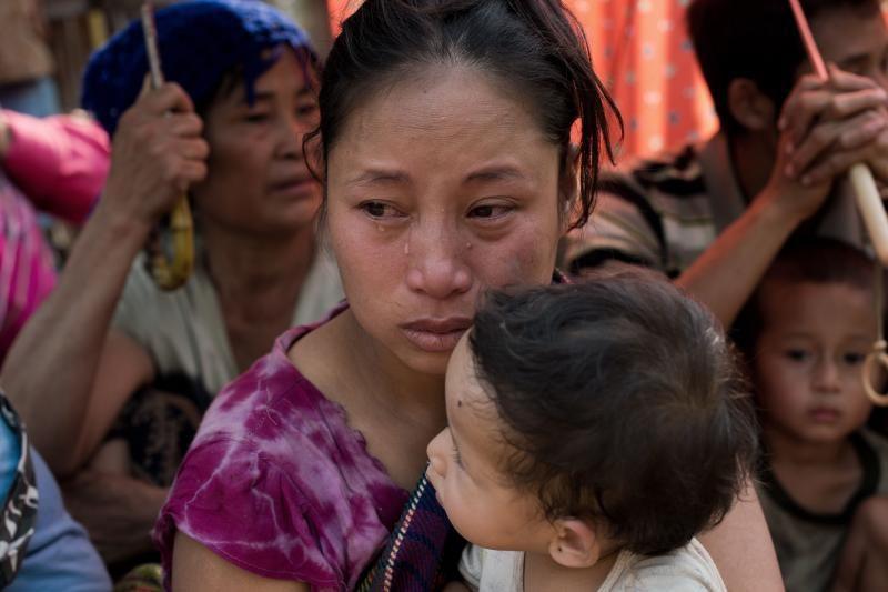 Tailande per gaisrą pabėgėlių stovykloje žuvo 45 žmonės