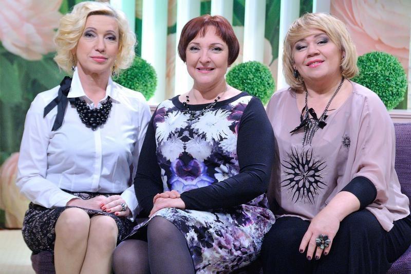 Naujo BTV pokalbių šou koziris – trys žinomos Lietuvos moterys