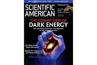 "Nutraukiama žurnalo ""Scientific American"